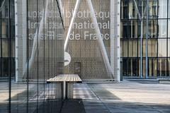 Paris, Grande bibliothèque, 100 (Patrick.Raymond (5M views)) Tags: paris grande bibliothéque 75014 hdr architecture nikon hiver
