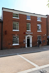 Redditch, NatWest (Clanger's England) Tags: england redditch worcestershire wwwenglishtownsnet bank et boe