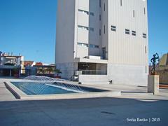 Praça Postiguinho de Valadares, Castelo Branco (Sofia Barão) Tags: portugal beira baixa castelo branco