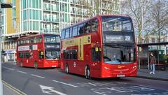 Go-Ahead Woolwich (KLTP17) Tags: goahead london adl enviro400 sn62dfx e265 sn11bno en32 bus uk