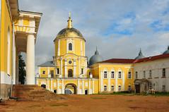 vdn_20090726_21572 (Vadim Razumov) Tags: 2009 nilovapustyn ostashkovarea tverregion vadimrazumov architecture church monastery russia summer