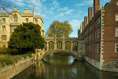 Bridge of Sighs (Walter Quirtmair) Tags: ifttt 500px bridge sighs cambridge cam river water england quirtmair arch old town building exterior architecture famous place landmark