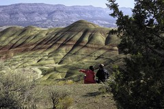 """Look Dear at that Beautiful View"" (Eclectic Jack) Tags: eastern oregon trip october 2018 rural autumn fall mountains painted hills hill central"
