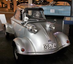 Tiger (Schwanzus_Longus) Tags: automuseum museum melle german germany old classic vintage car vehicle fmr tg500 tiger micro bubble