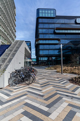 Amsterdam Houthaven 005 (Igor Klajo) Tags: amsterdam netherlands niederlande nederland houthaven building architecture bike bicycle canoneos5dmarkii canon canonef2470mmf28liiusm northholland nl