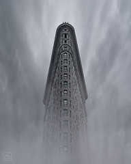 Flat Iron (kris greenwell) Tags: nyc newyork manhattan usa flatiron architecture architecturephotography travel travelphotography citylife iconic