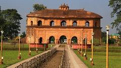 Rang Gar (1) (Richard Collier - Wildlife and Travel Photography) Tags: india buildings architecture ranggar assam