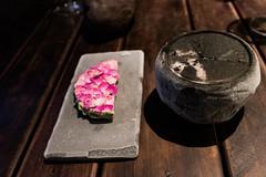 Dessert at Borago (n8fire) Tags: santiago chile borago fujixpro2 fujinonxf1655mmf28lmrwr