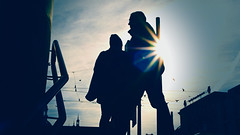 Antwerp (Marc Pennartz) Tags: people street shadow sun antwerp belgium