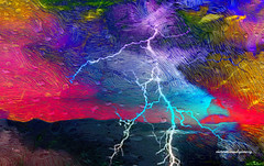 THE TEMPEST (Viktor Manuel 990.) Tags: tempest tempestad tormenta storm textures texturas digitalpainting pinturadigital digitalart artedigital querétaro méxico victormanuelgómezg fantasy fantasía water drops gotas agua rain lluvia trueno thunder rayo