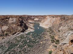 Ararat Gorge (jaffles) Tags: southafrica südafrika augrabiesfalls view natur nature orangeriver olympus explore inexplore