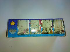 North American Decorative Products Super Mario Bros Nintendo Wall Trim 31 (gamescanner) Tags: north american decorative products super mario bros nintendo wall trim covering walltrim decor sculpted vinyl border upc 058559709011 058559709035 rosewall inc 1989 sku 70902