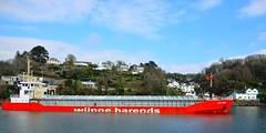MAR_1922_00001 (Roy Curtis, Cornwall) Tags: uk cornwall fowey ship chinaclay ferryside daphnedumaurier cargo maritime