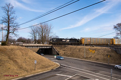 NS westbound - Bucyrus, Ohio (dti407) Tags: 2019 ns sony a77ii bucyrus ohio