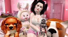 ♥♥♥ (ღ ღ[[J E SSIE ]] ღ ღ) Tags: emarie vincue n21 genusproject beusy cute sl secondlife maitreya prtty genus babyface girl secondlifephoto kawaii photography blackbantam sugarbun foxwood
