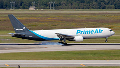 N1093A Prime Air 767-300F IAH 2018-10-11 (GFB Aviation Photography) Tags: n1093a primeair atlas 767 767300f iah kiah