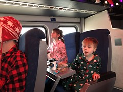 "Inde and Paul on the Polar Express • <a style=""font-size:0.8em;"" href=""http://www.flickr.com/photos/109120354@N07/45527645755/"" target=""_blank"">View on Flickr</a>"