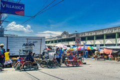 Market (Beegee49) Tags: street market people tricycle truck sony a6000 happy planet bacolod luminar skylum city philippines asia