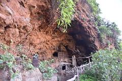 Guanche Settlement (PLawston) Tags: la palma spain canary islands burracas guanche petroglyphs rock caves