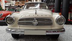 1958 Borgward Isabella Coupé (Jac Hardyy) Tags: 1958 borgward isabella coupé car cars oldtimer old classic antique beige auto autos technik museum speyer germany