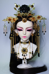 DSC_7837 (唯我=地瓜=團長) Tags: 飾品 頭飾 bjd bjds accessories diy doll dolls bjdaccessories bjddoll
