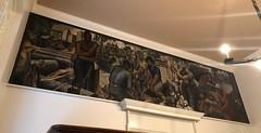 Covington Louisiana Post Office Mural (jimmywayne) Tags: louisiana covington sttammanyparish mural newdeal postoffice historic