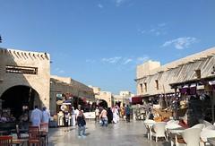 Qatar (Doha) Souq Waqif is the the oldest labyrinth bazaar (ustung) Tags: dailylife bazaar shops waqif souq doha qatar