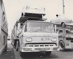 Ford tilt-cab: ARCO #(92)843 (PAcarhauler) Tags: ford carcarrier truck semi trailer tractor coe