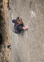 Autoroute, 7c Buoux (lucas.schwinte) Tags: 7c buoux autoroute escalade climbing calcaire