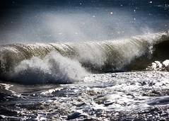 explosion (*BegoñaCL) Tags: wave sea mediterráneo peñíscola españa blue begoñacl