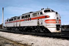 CB&Q FT 115A (Chuck Zeiler 48Q) Tags: cbq ft 115a burlington railroad emd locomotive galesburg train alchione chz