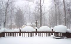 Accumulation (Scottb211) Tags: gaylord gaylordmi northernmichigan upnorth winter polarvortex