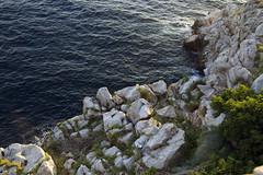 On the other side of the wall... (LunarKate) Tags: eu european union europeanunion europe croatia hrvatska dubrovnik old sea adriatic water coast nikon d3100 dslr september 2018