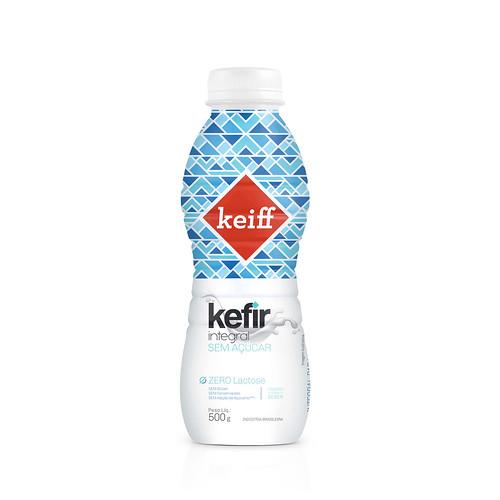 PÃO DE AÇÚCAR - KIEFF KEFIR-INTEGRAL500G