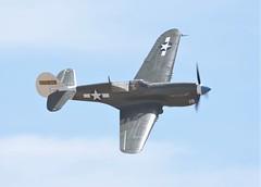 "Curtiss P-40N Warhawk #19 ""Suzy"" S/n.42-105861 C/n.29621 NL49FG (GEM097) Tags: airplane aircraft planesoffame chinoca airshow curtissp40warhawk nl49fg"