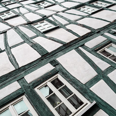 fifteen26 (m_laRs_k) Tags: architexture square germany timbered omd olympus architecture 1240 1526 kleinebach heppenheim abstract mlarsk