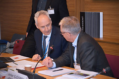 High Capacity Transport: Towards Efficient, Safe and Sustainable Road Freight Workshop (International Transport Forum) Tags: itf internationaltransportforum oecd transport transportation roadfreight truck sustainabletransport