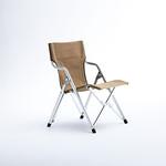 折り畳み椅子の写真