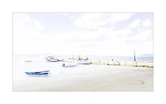A5D_9290hb Agia Anna (foxxyg2) Tags: hk highkey art aegean boats transport fishing water agiaanna naxos cyclades greece greekislands islandhopping islandlife