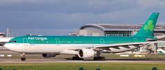 Airbus A-330-301 EI-ELA (707-348C) Tags: dublinairport dublin eidw passenger airliner jetliner airbus airbusa330 eiela shamrock a333 aerlingus lingus 2011 dub ein ireland oldcolours