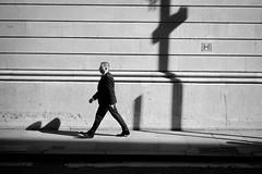Untitled (Andy-Clifford) Tags: london leica street shadows bw film