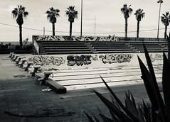 Tenerife swimming pool (rwbthatisme) Tags: x100f puertodelacruz tenerife graffiti swimmingpool