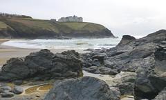 Lizard, Cornwall, UK (east med wanderer) Tags: england cornwall uk poldhucove lizard rocks sea cliffs beach