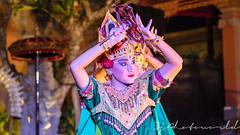 Legong of Mahabrata Balinese Dance (SjPhotoworld) Tags: indonesia bali ubud palace legongofmahabrata mahabrata theatre show traditional dance beautiful color