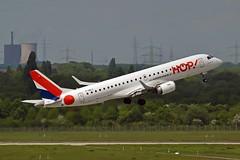 Hop! F-HBLC Embraer ERJ-190LR (ERJ-190-100 LR) cn/19000080 Opby Régional @ EDDL / DUS 03-05-2018 (Nabil Molinari Photography) Tags: hop fhblc embraer erj190lr erj190100 lr cn19000080 opby régional eddl dus 03052018