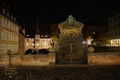 Nuremberg (Jurek.P) Tags: nuremberg norymberga night nightcity nightshot noc architecture oldtown germany bavaria jurekp sonya77