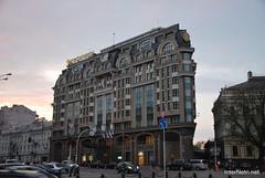 Київ, квітень 2019 InterNetri Ukraine 40 (InterNetri) Tags: україна київ ukraine kyiv готель