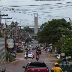 Avenida Equatorial, not exactly on the equator