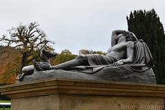 The Sleeping Endymion (Bri_J) Tags: chatsworthhousegardens bakewell derbyshire uk chatsworthhouse gardens chatsworth nikon d7500 thesleepingendymion statue