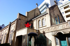 untitled (t-miki) Tags: suidōbashi tokyo architecture church 水道橋 東京 教会